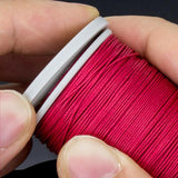 Craftplus® 0.55mm Premium Linen Thread, Red