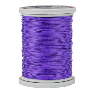 Craftplus® 0.55mm Premium Linen Thread, Amethyst