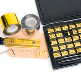 3970 Serie Brass Imprint Set
