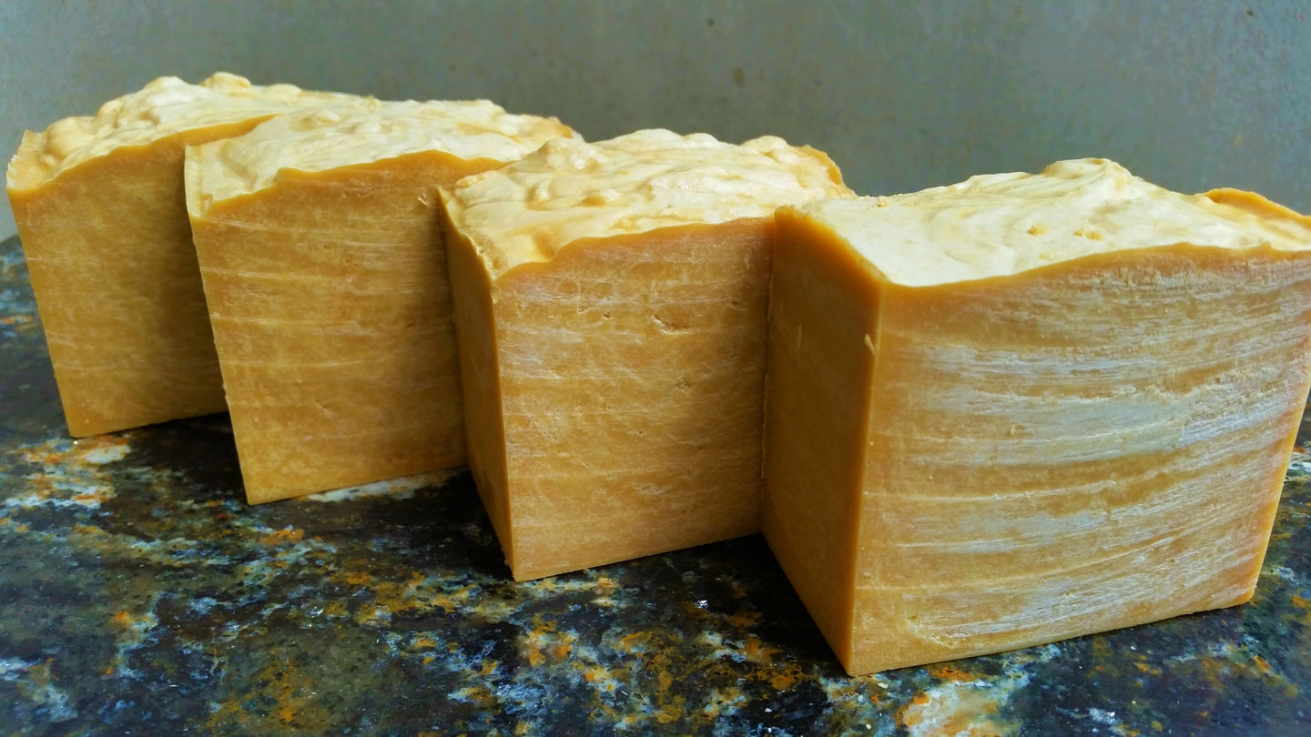 Beer & Citrus Soap