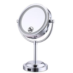 Magnifying Portable Makup Mirror