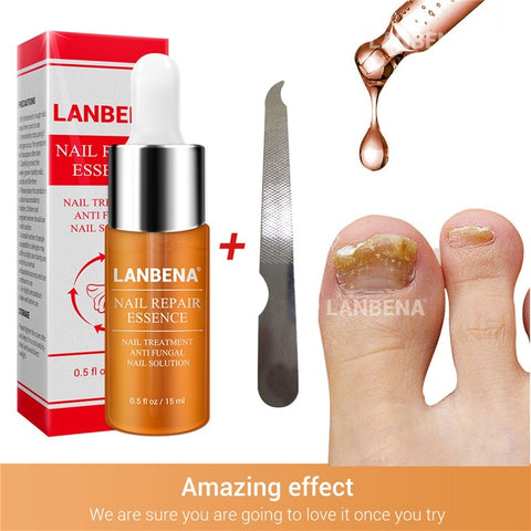 Anti Infection Foot Nail Care