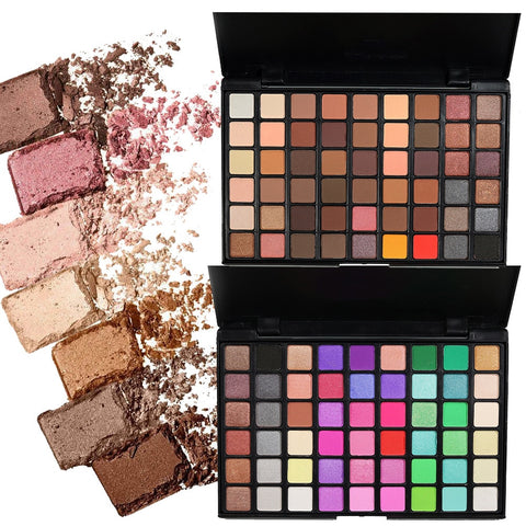 Eye Shadow Palette 54 colors