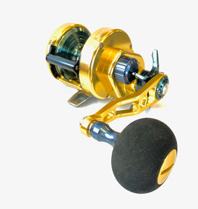 Slow Pitch Jigging Reel - Maxel - Hybrid 25H ( right hand)