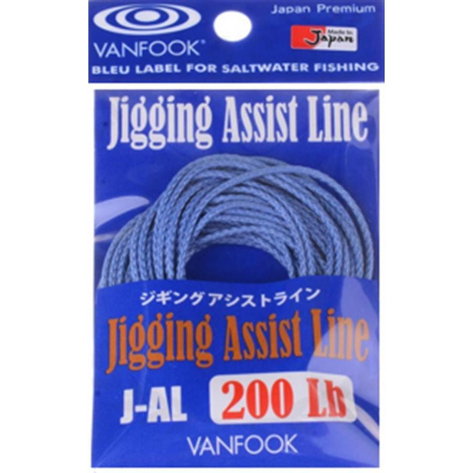 Assist Line - Vanfook -J-AL Jigging Assist Line- Other Accessories - The Fishermans Hut