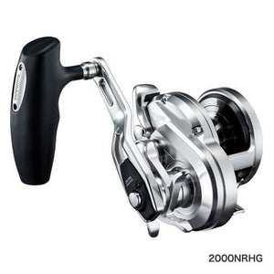 Conventional Reel - Shimano - OCEA Jigger 2000NRHG - The Fishermans Hut
