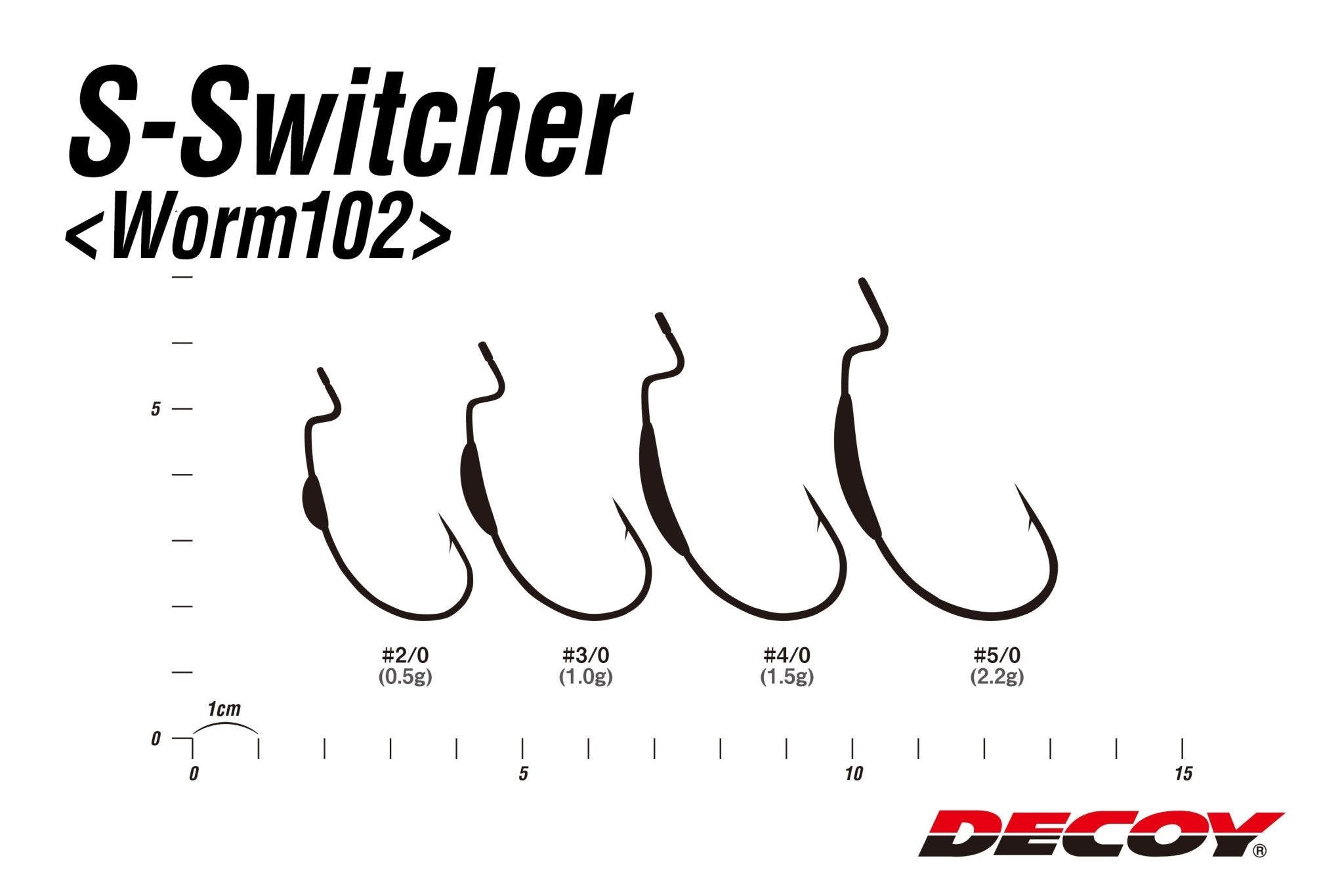 Hooks - Decoy - Switcher Worm 102 - The Fishermans Hut