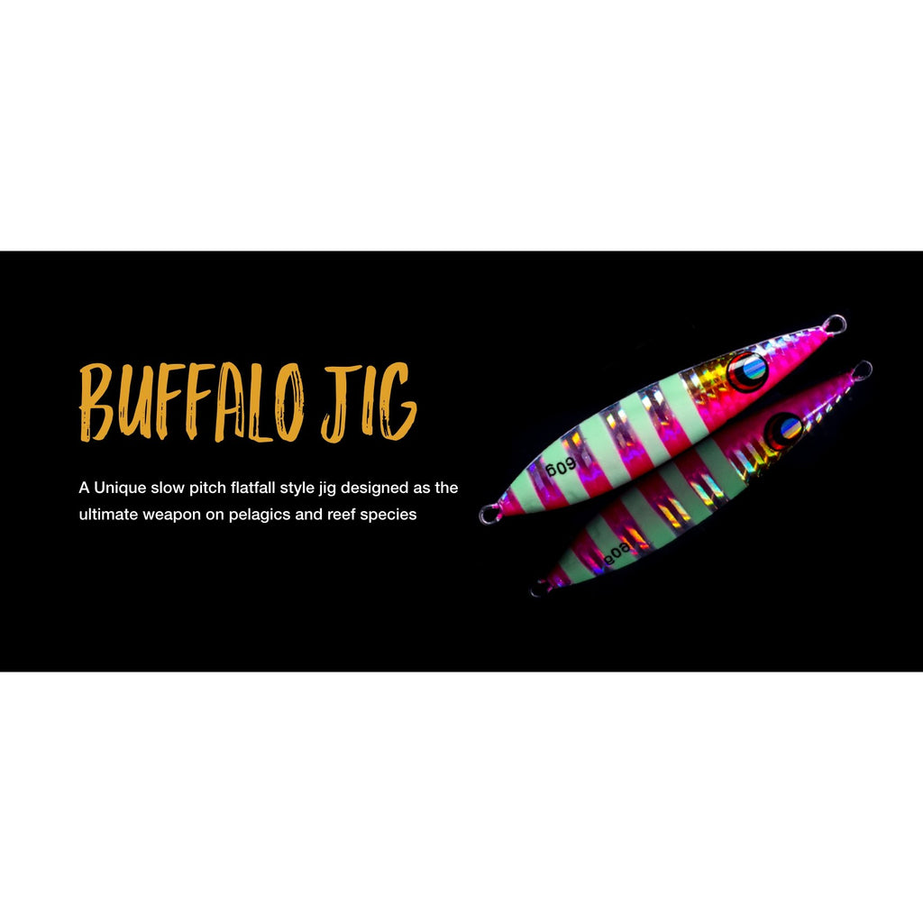 Jig - Nomad - Buffalo 80g - The Fishermans Hut