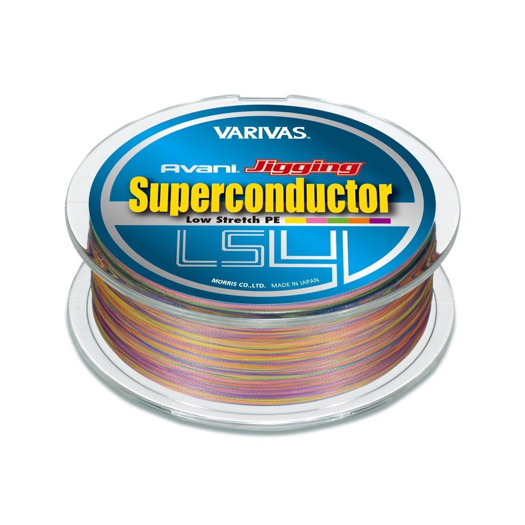 Multifilament - Varivas - Avani Jigging Superconductor PE LS4 (300m) - The Fishermans Hut