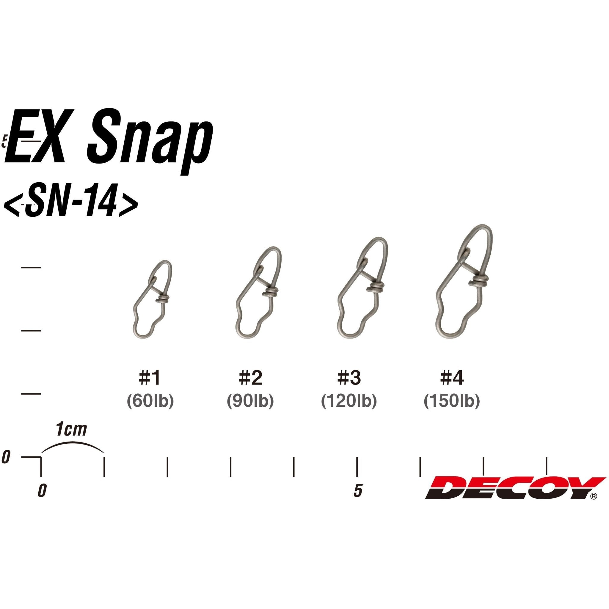 Snap - Decoy - EX Extra Strong SN-14 - The Fishermans Hut