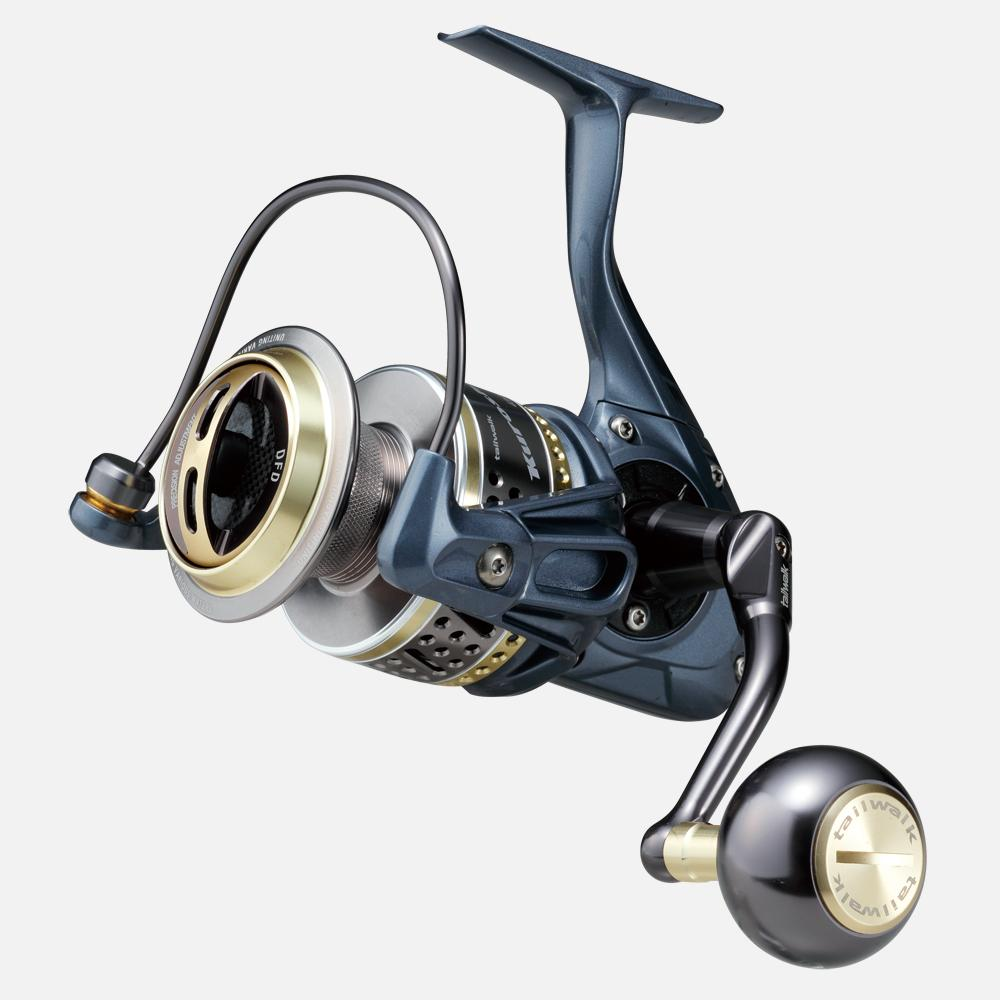 Spinning Reel- TailWalk - Kiroshio 63 HGX - The Fishermans Hut