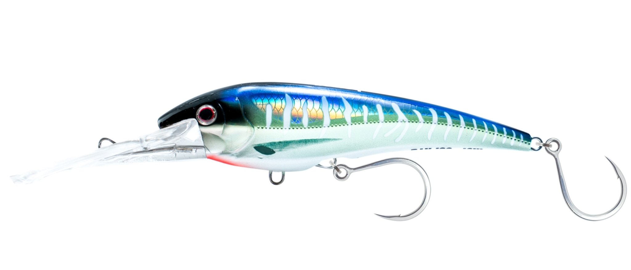 Trolling Lure- Nomad DTX Minnow 200MM/40ft - The Fishermans Hut