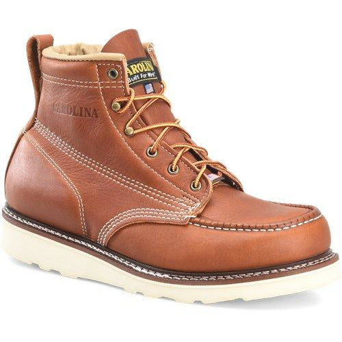 CA7503 / WEDGE MOC TOE DOMESTIC SAFETY TOE - Chester Boot Shop