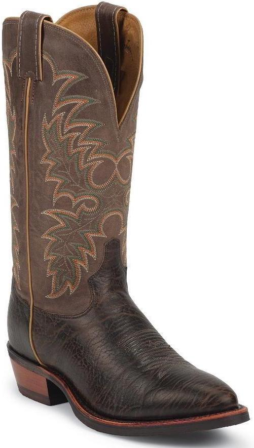 Tony Lama Boots Krauss Brown R Toe 7951