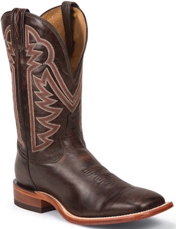Tony Lama Boots Dylan Brown Broad Square Toe 7984