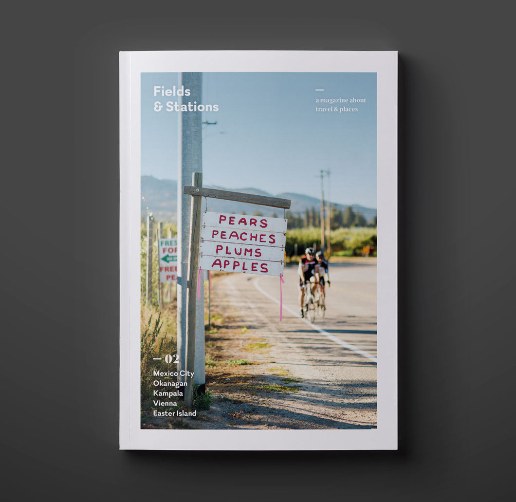 Fields & Stations Issue 2
