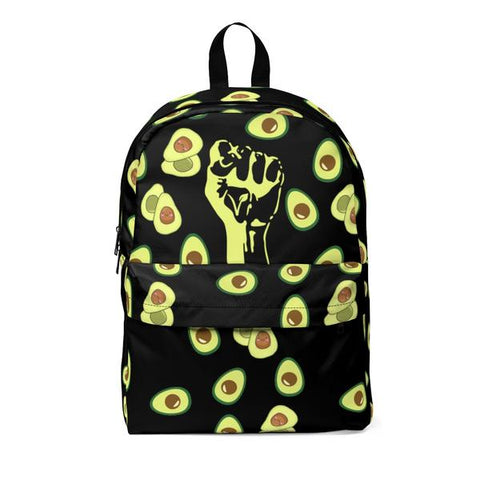 Vegan Avocado BackPack