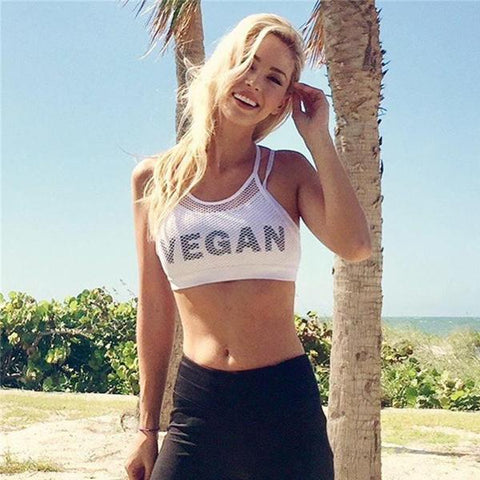 Vegan Tank Top - StrongVegans
