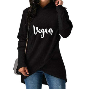 Vegan Womens Hoodie New Fashion