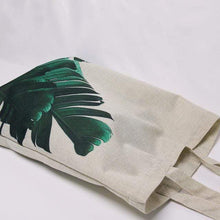 "Load image into Gallery viewer, LARGE ''GO VEGAN"" OUTDOOR BEACH BAG"