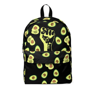 Exclusive StrongVegans Avocado Backpack - StrongVegans