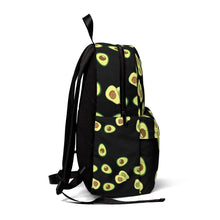 Load image into Gallery viewer, Exclusive StrongVegans Avocado Backpack - StrongVegans