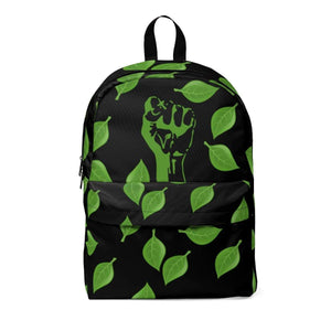 Exclusive StrongVegans Leaf Backpack - StrongVegans