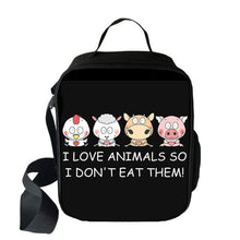 Load image into Gallery viewer, Exclusive Vegan Student Bag - StrongVegans