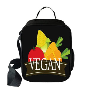 Exclusive Vegan Student Bag - StrongVegans