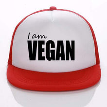 Load image into Gallery viewer, I Am Vegan Hat - StrongVegans