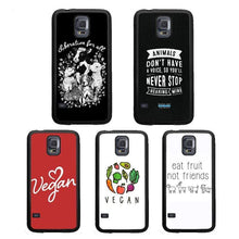 Load image into Gallery viewer, Vegan Premium Galaxy Cases [Collection 1] - StrongVegans