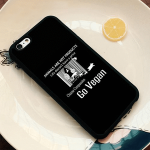 Vegan Premium iPhone Cases [Collection 1] - StrongVegans