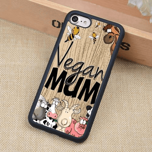 Vegan Premium iPhone Cases [Collection 3] - StrongVegans