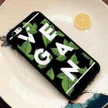 Load image into Gallery viewer, Vegan Premium iPhone Cases [Collection 4] - StrongVegans