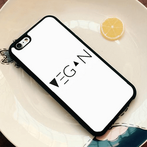 Vegan Premium iPhone Cases [Collection 4] - StrongVegans