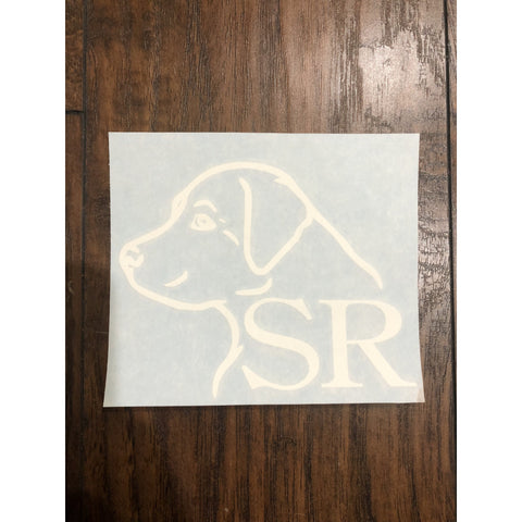 "4"" Logo Decal"
