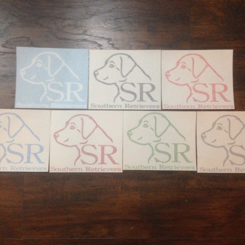 "7"" Logo Decal"