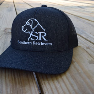 Heather Logo hat