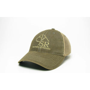 Unstructured Logo hat