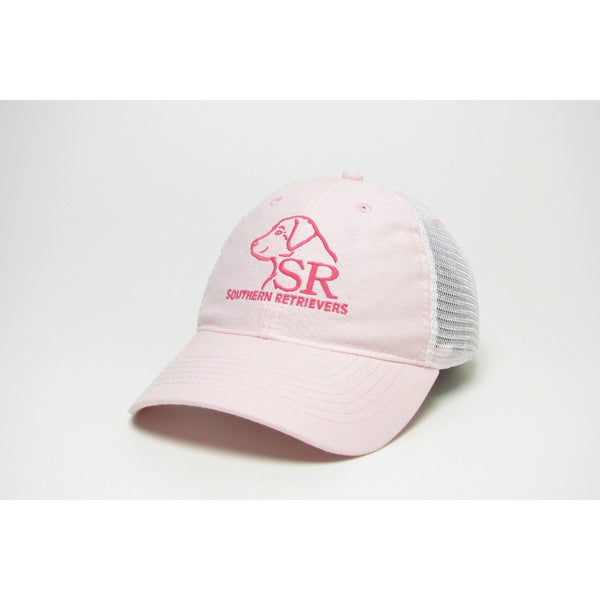 Oxford Cloth Logo Hat