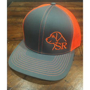 Offset Logo Hat