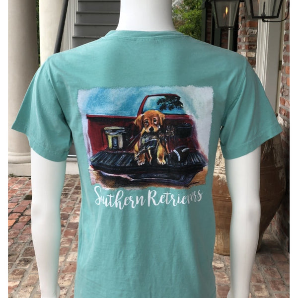 Puppy Tailgater Short Sleeve
