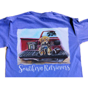 Puppy Tailgater Long Sleeve