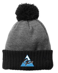 OP-NE904-New Era Colorblock Cuffed Beanie