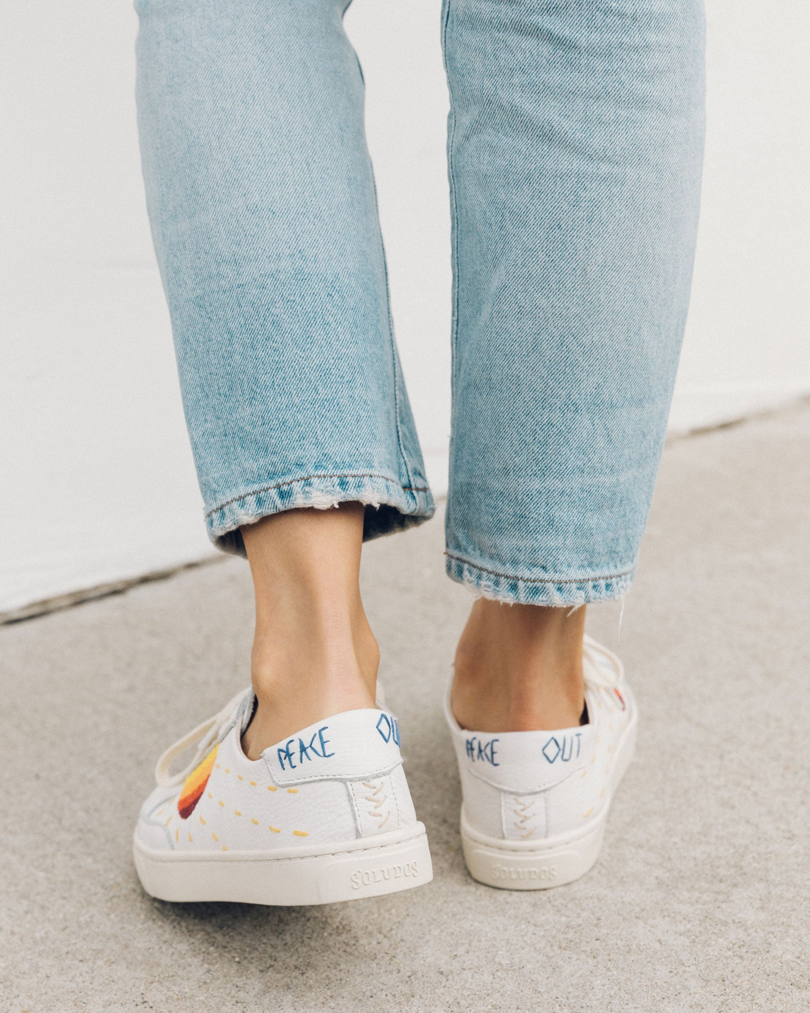 Peace Out Sun Sneaker – soludos-europe