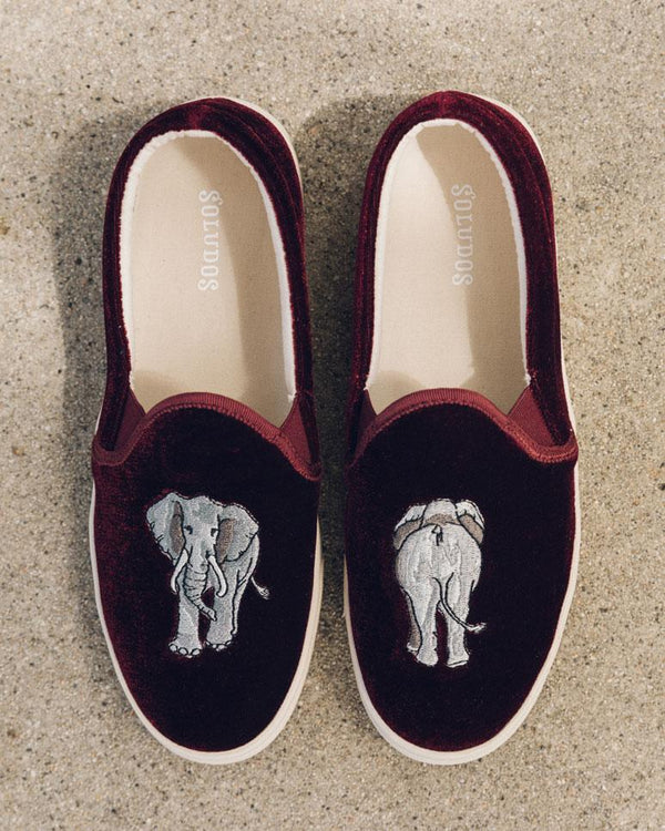 Elephant Slip-On Sneaker image