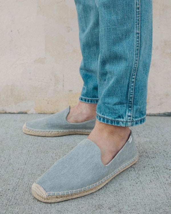 Men's Suede Smoking Slipper image