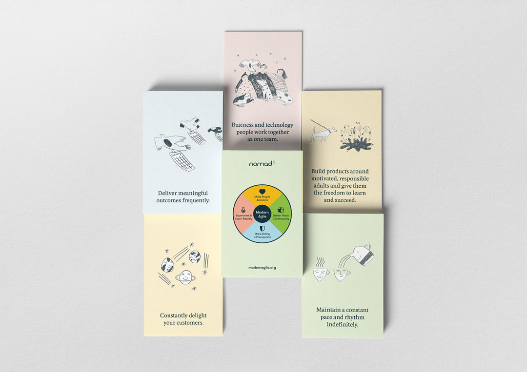 Agile Principle Cards