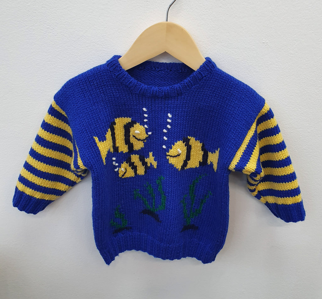 Fishes Jumper