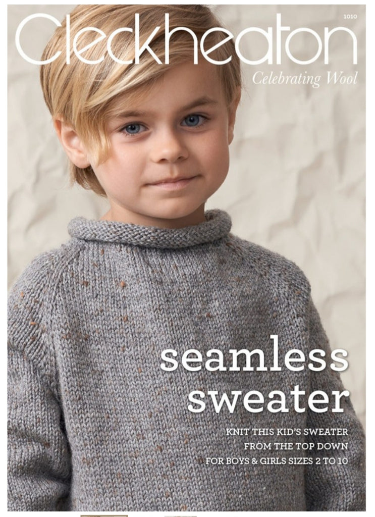 Seamless Sweater